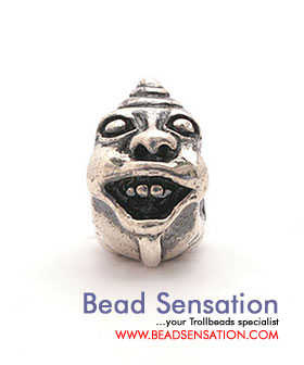 Trollbeads Limited Edition 30th Anniversary Bracelet - Two Trolls