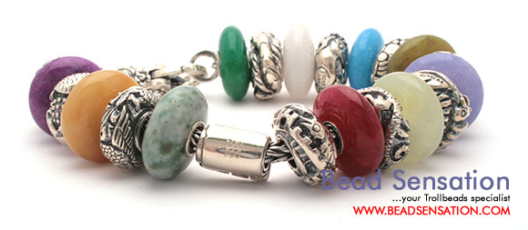 Trollbeads Limited Edition China Bracelet number 500 out of 500