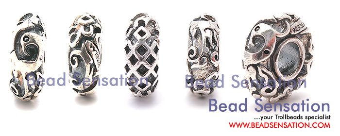 Trollbeads Limited Edition China Silver Symbol Of Eternity