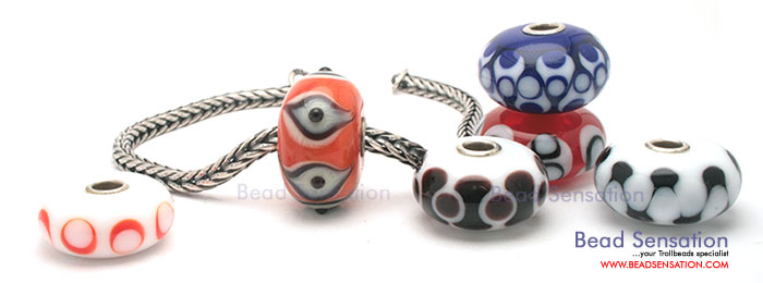 Trollbeads Limited Edition Fantasy Glass