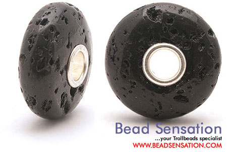 Trollbeads Limited Edition Gemstone Lava Stone