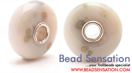 Trollbeads Limited Edition Gemstone Ocean Jasper