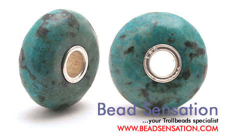 Trollbeads Limited Edition Gemstone Turquoise