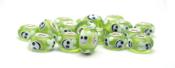 Trollbeads Limited Edition Manga Beads