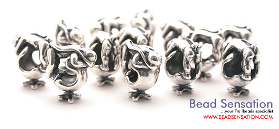 Trollbeads Limited Edition World Tour Scandinavia Designer Troll