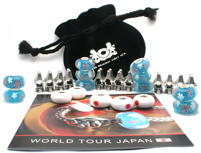 Trollbeads World Tour Japan