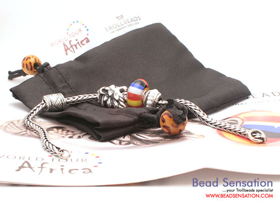 Trollbeads World Tour South Africa Kit