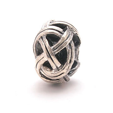 Limited Editions Trollbeads Limited Edition Silver Viking Knot