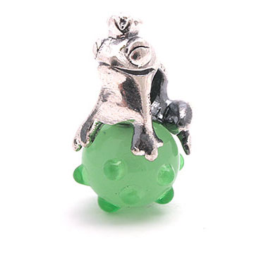 Trollbeads Limited Edition World Tour Germany Frog King
