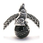 Trollbeads Limited Edition World Tour Lithuania Iron Wolf